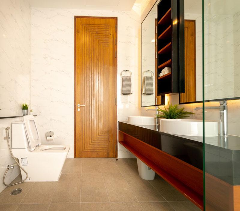 Vertica Pool Villa by Villa Bla Bla, Pool Villas, Phuket - Shower room