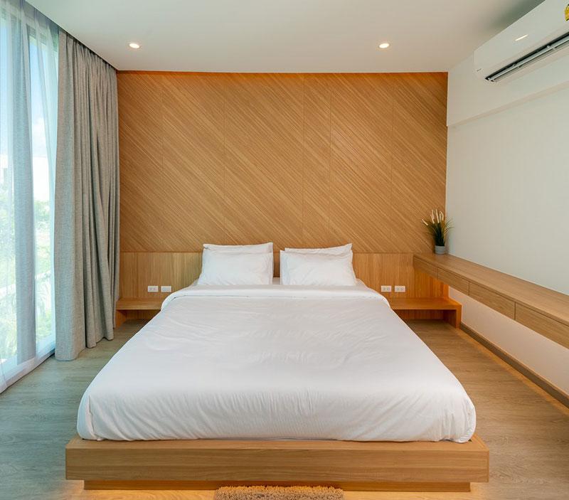 Vertica Pool Villa by Villa Bla Bla, Pool Villas, Phuket - Second Bedroom